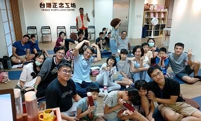 【課程花絮】正念兒少營-2020