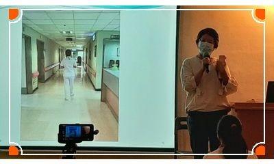 【正念與醫療職場復原力】不藏私!護理師胡美連教你活出正念「美」一天