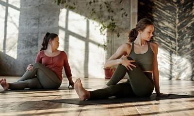 正念瑜珈 x 深度身心覺察四周課程 台北白天2021第二期