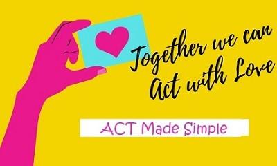 接納與承諾治療(ACT)助人工作坊 遠距班 2021